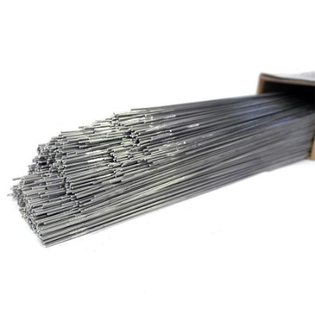 Vareta de Alumínio Aws Er-4047 12% 2,50mm. Embalagem Com 1 Kg