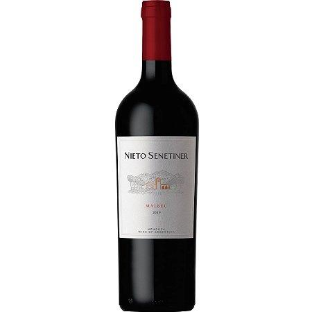 Vinho Nieto Senetiner Malbec - Tinto Seco - 750ml