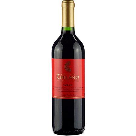Vinho Chilano Syrah - Tinto - 750ml