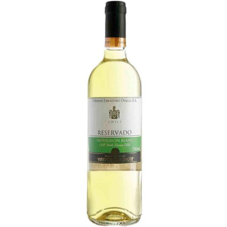 Vinho Errazuriz Reservado Sauvignon Blanc - Branco - 750ml