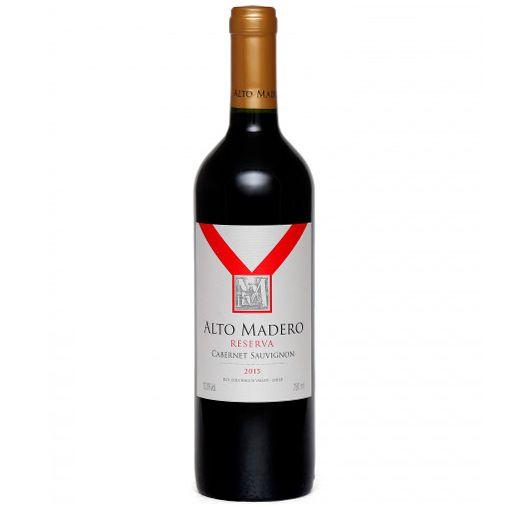Vinho Alto Madero Reserva Cabernet Sauvignon - Tinto Seco - 750ml
