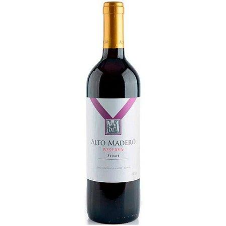 Vinho Alto Madero Reserva Syrah - Tinto Seco - 750ml