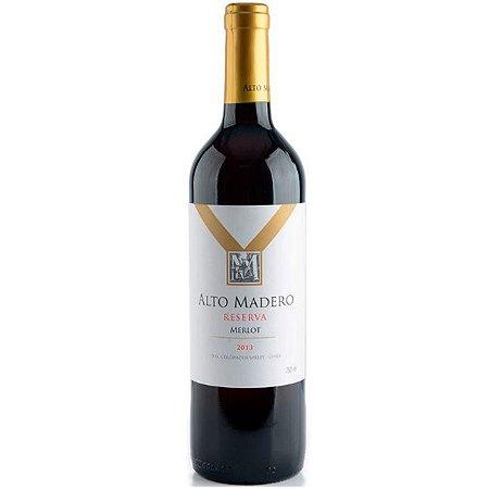 Vinho Alto Madero Reserva Merlot - Tinto Seco - 750ml