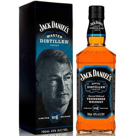 Whisky Jack Daniels Nº6 Master Distiller - 700ml