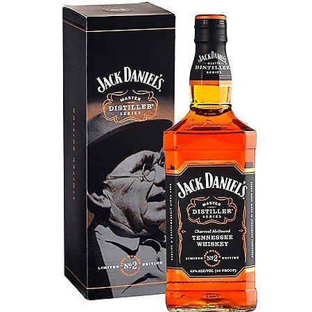 Whisky Jack Daniels Nº2 Master Distiller - 750ml