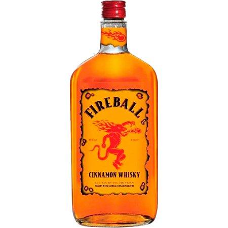 Licor de Whisky Fireball Cinnamon - 750ml