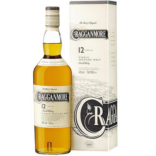 Whisky Cragganmore 12 Anos - Single Malt - 700ml