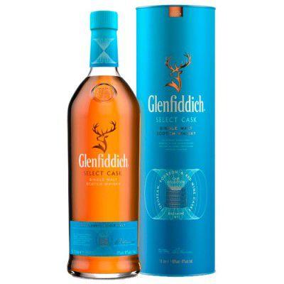 Whisky Glenfiddich - Select Cask - Solera Vat Nº1 - 1000ml