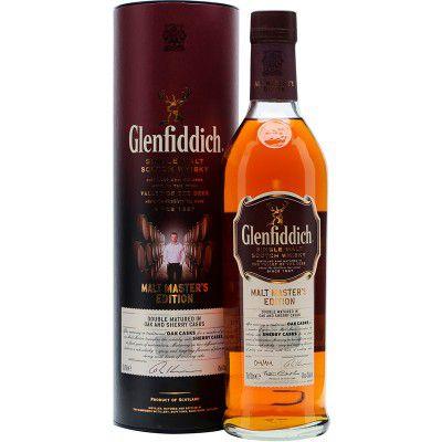 Whisky Glenfiddich Malt Masters Edition - Sherry Cask - Single Malt - 700ml
