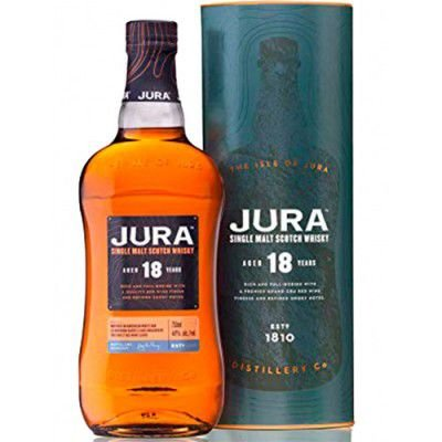 Whisky Jura 18 Anos - Single Malt - 700ml