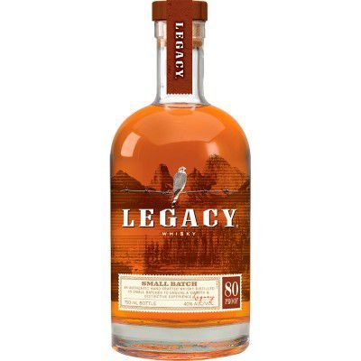 Whisky Legacy Canadian - Small Batch - 750ml