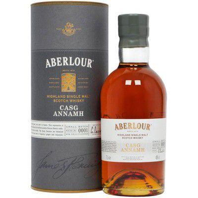 Whisky Aberlour Casg Annamh Bach 01 - Single Malt - 700ml
