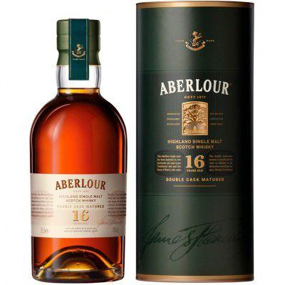 Whisky Aberlour 16 Anos Double Cask - Single Malt - 700ml