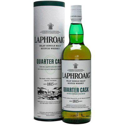 Whisky Laphroaig Quarter Cask - Islay Single Malt - 700ml