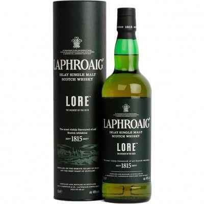 Whisky Laphroaig Lore - Islay Single Malt - 700ml