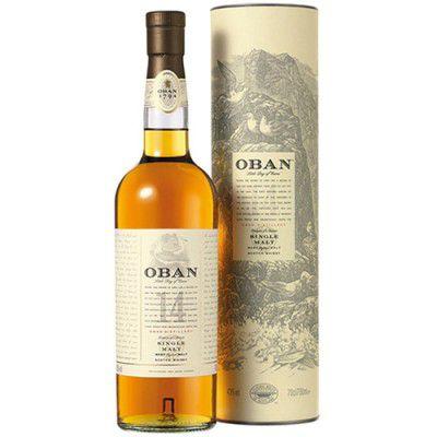 Whisky Oban 14 Anos - Single Malt - 750ml