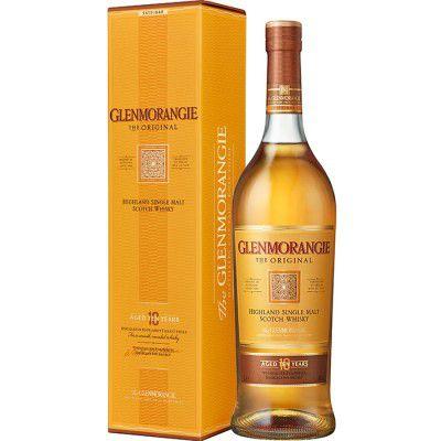Whisky Glenmorangie The Original 10 Anos - Single Malt - 750ml