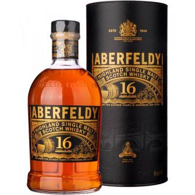 Whisky Aberfeldy 16 Anos - Single Malt - 750ml