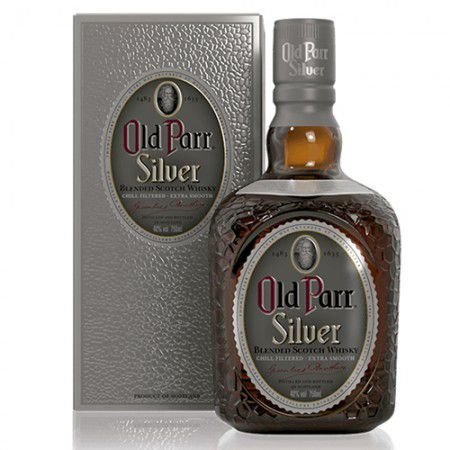 Whisky Old Parr Silver - 1000ml