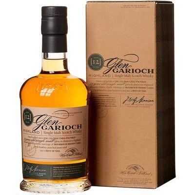 Whisky Glen Garioch 12 Anos - Single Malt - 700ml