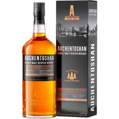Whisky Auchentoshan American Oak Reserve - Single Malt - 1000ml