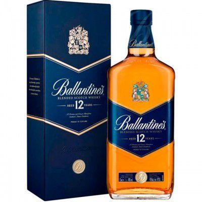 Whisky Ballantines 12 Anos - 1000ml