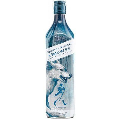 Whisky Johnnie Walker Song of Ice - Game of Thrones - 750ml