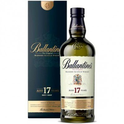 Whisky Ballantines 17 Anos - 750ml