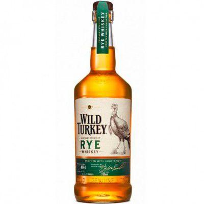 Whisky Wild Turkey Rye Nº4 - 700ml