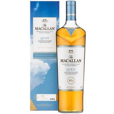 Whisky The Macallan Quest - Highland Single Malt - 1000ml