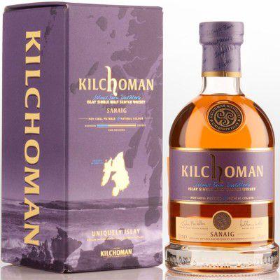 Whisky Kilchoman Sanaig - Single Malt - 700ml