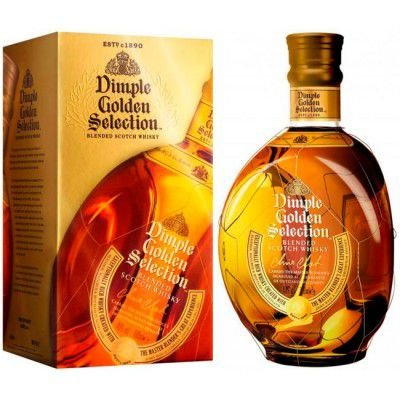 Whisky Dimple Golden Selection - 700ml