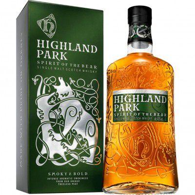 Whisky Highland Park Spirit Of The Bear - Single Malt - 1000ml