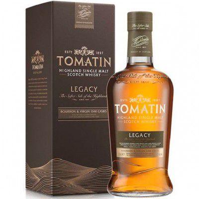 Whisky Tomatin Legacy - Bourbon & Virgin Oak Casks - Single Malt - 700ml