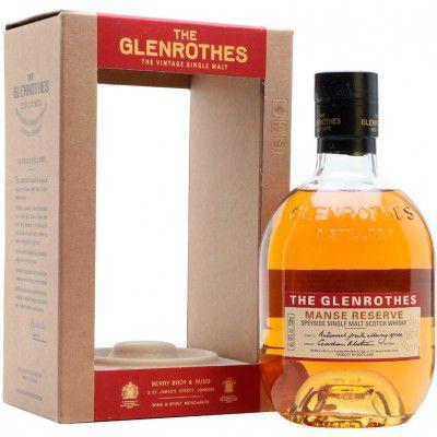 Whisky The Glenrothes Manse Reserve - Single Malt - 700ml