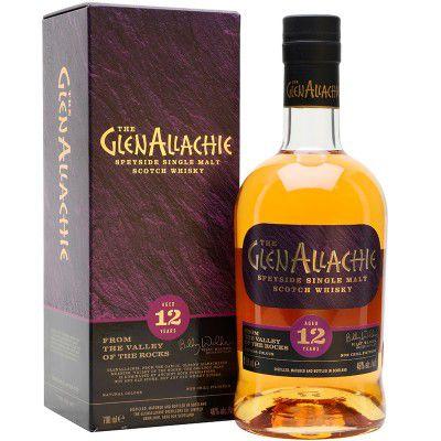 Whisky The GlenAllachie 12 Anos - Single Malt - 700ml