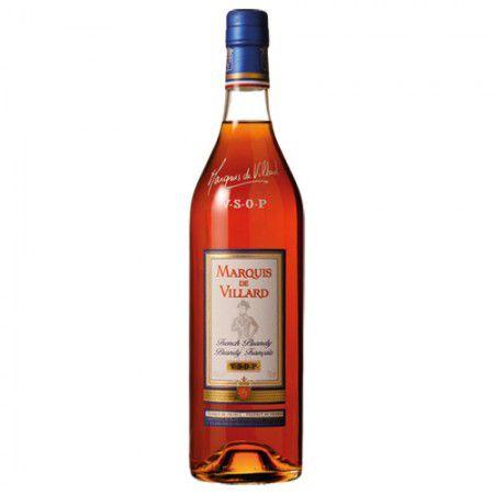 Conhaque Marquis de Villard Brandy VSOP - 750ml