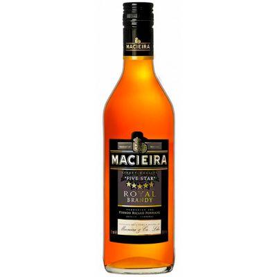 Conhaque Macieira Royal Brandy - 700ml