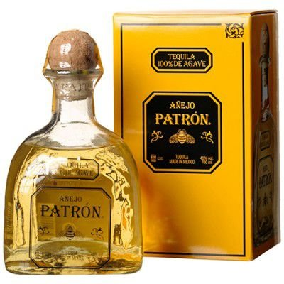 Tequila Patrón Anejo - 750ml