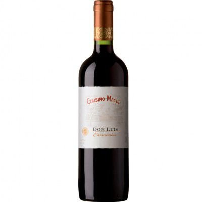 Vinho Cousiño Macul Carmenere - 750ml