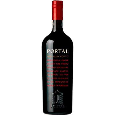 Vinho do Porto Quinta do Portal Fine Ruby - 750ml