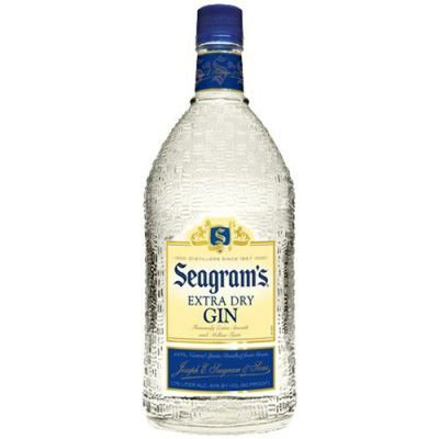 Gin Seagram's Extra - 750ml