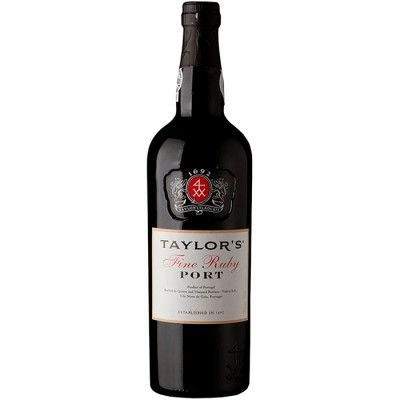 Vinho do Porto Taylor's Fine Ruby Port - 750ml