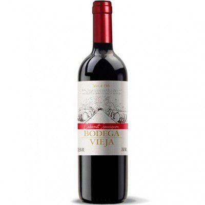 Vinho Bodega Vieja Cabernet Sauvignon - Tinto Meio Seco - 750ml