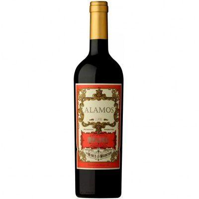 Vinho Alamos Cabernet Sauvignon - Tinto - 750ml