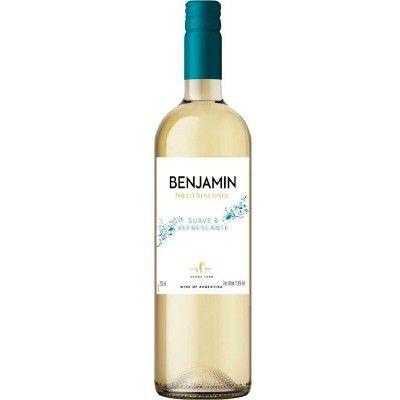 Vinho Benjamin Nieto Senetiner - Suave e Refrescante - Branco - 750ml