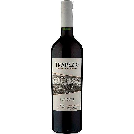 Vinho Trapezio Cabernet Sauvignon - Tinto Seco - 750ml