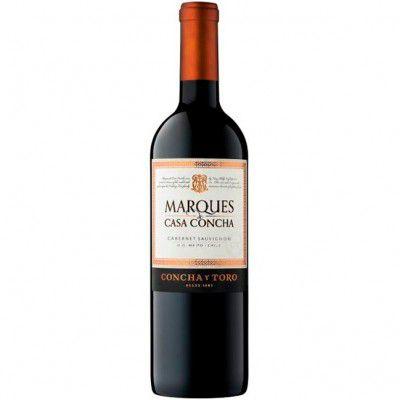 Vinho Marques de Casa Concha Carmenere - Tinto - 750ml