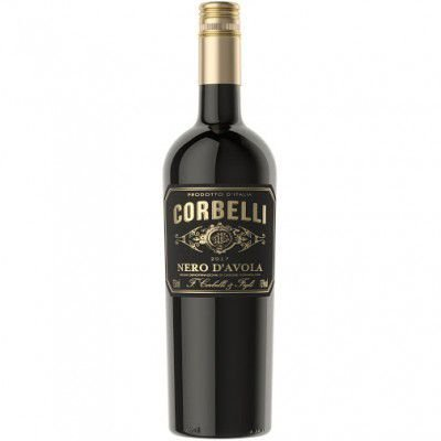 Vinho Corbelli Nero D'Avola - Tinto - 750ml