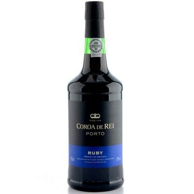 Vinho do Porto Coroa de Rei Ruby - 750ml